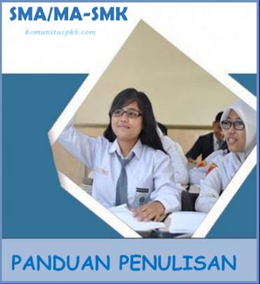 Pedoman Penulisan Soal US USBN PAS dan PAT SMA/SMK/MA 2017/2018