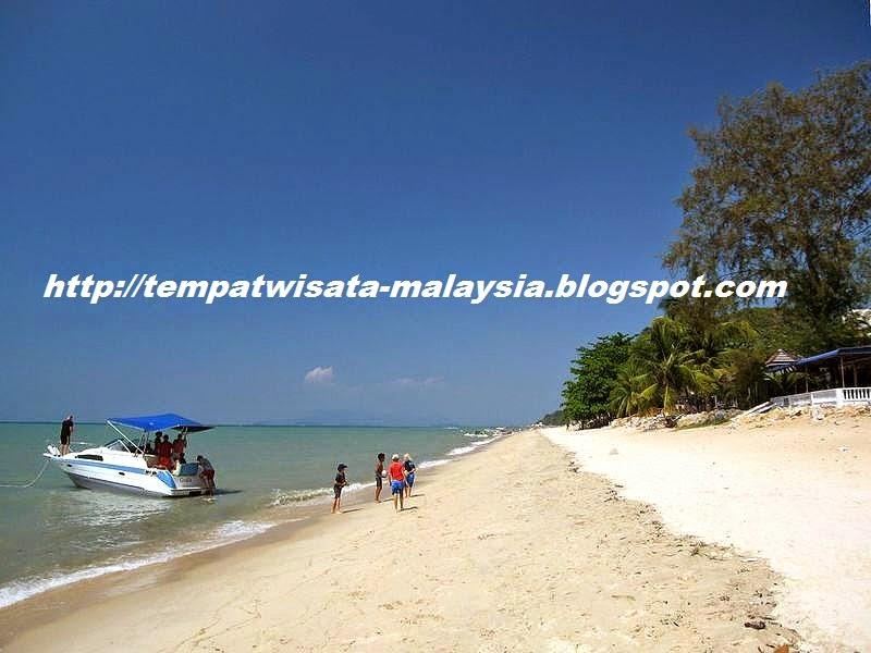 Wisata Menarik Pantai Batu Feringgi Penang Tempat Wisata