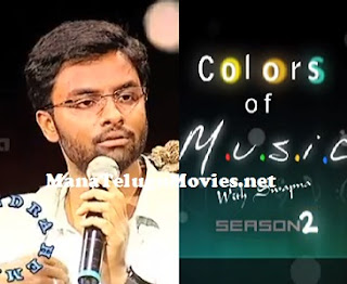 Singer Hemachandra in Colors of Music-2