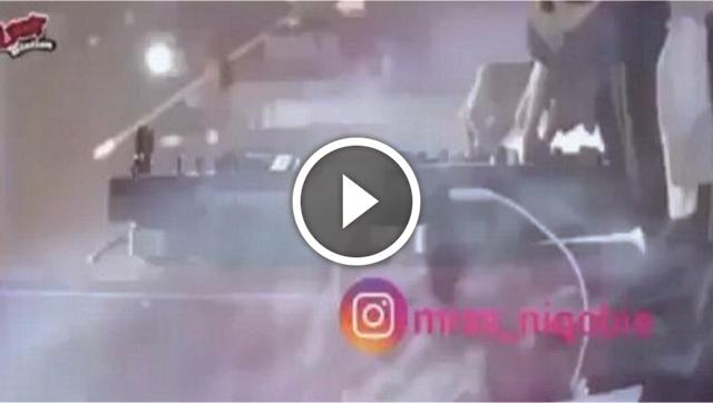 Parah! DJ Wanita Ini Gunakan Baju Muslim Dan Bercadar Saat Lakukan Aksi Di Panggung, Lihat Videonya!