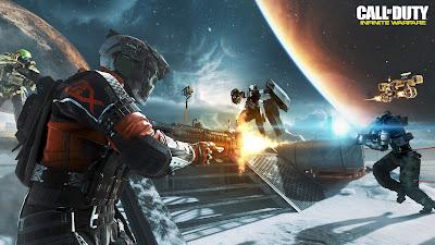 ¡Ya inicio la beta! únete a la prueba de Call of Duty Infinite Warfare ahora