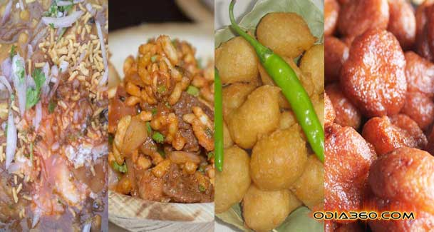 Top 10 All Time Favorite Famous Odia Foods by Dinabandhu Nayak