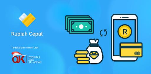 Aplikasi Pinjaman Uang Android, Rupiah Cepat