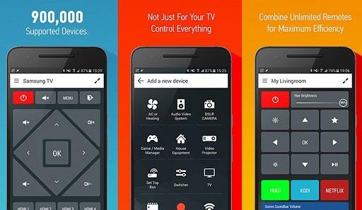 تنزيل تطبيق peel smart remote ريموت كنترول التلفاز
