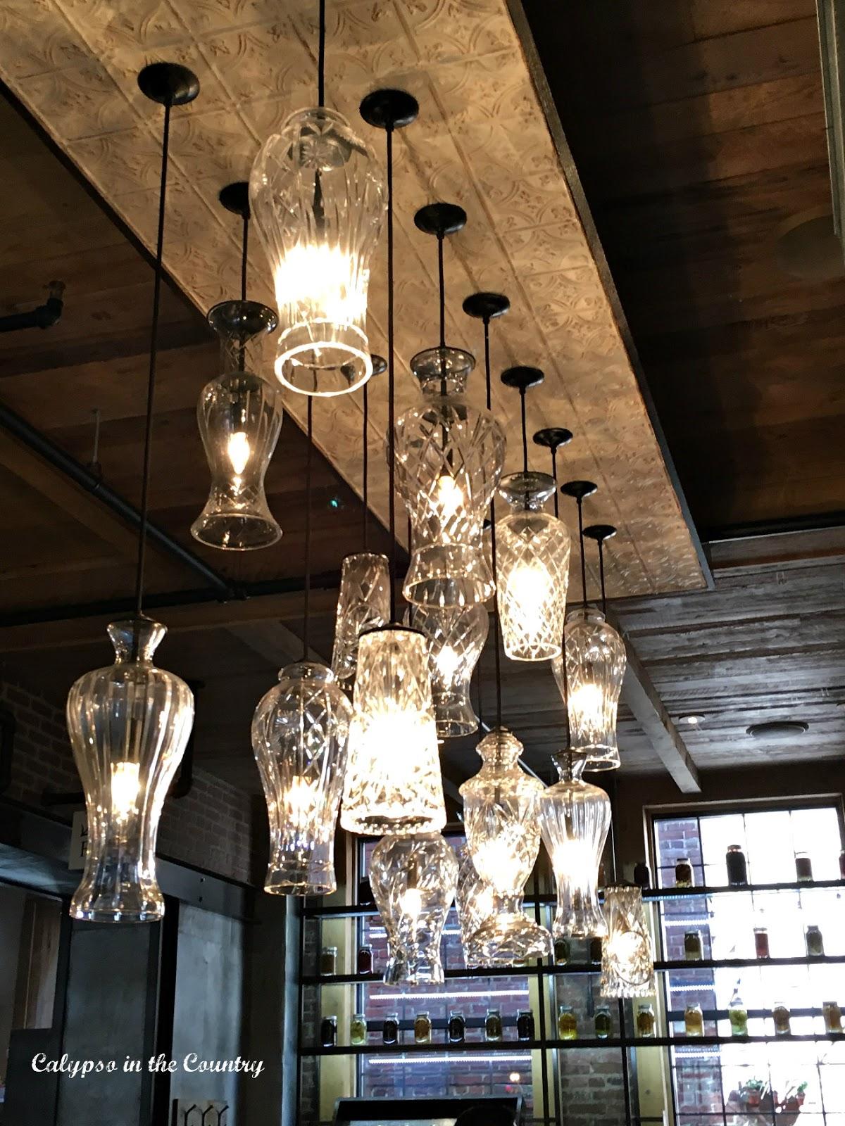Fancy Farmhouse Lighting