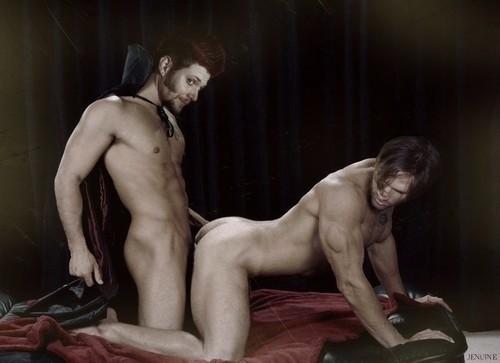 Supernatural porn