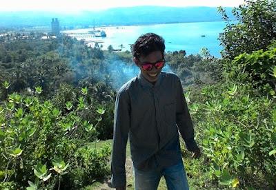 """""""Arief Munandar di semen padang, aceh"""""""