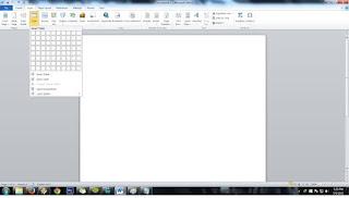 Cara Membuat Garis Tabel Pada Microsoft Excel