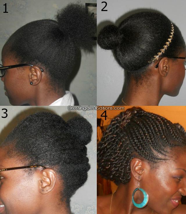 Salon coiffure cheveux afro naturel