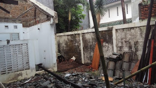 Renovasi rumah di puspita loka BSD 1