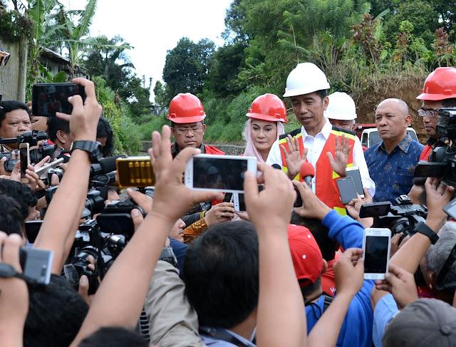 Ini Saran Presiden Jokowi Untuk Cegah Banjir di Jakarta