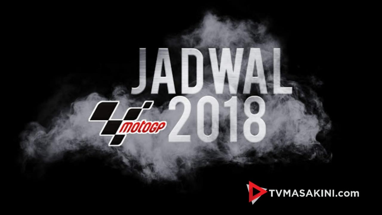 Jadwal live MotoGP Septmber 2018