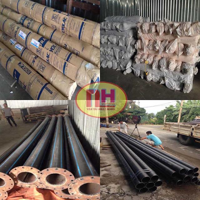 Hàng ống sắt - sắt bó - sắt trụ