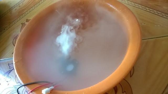 Mạch phun sương siêu âm