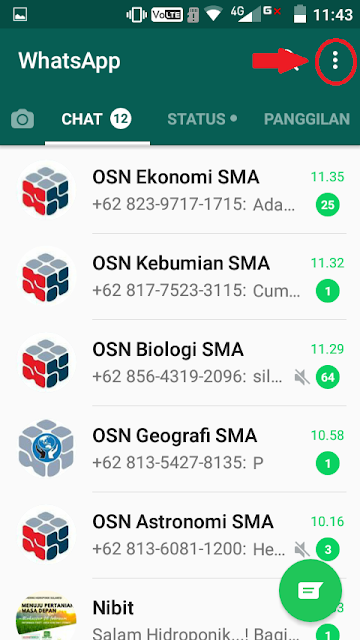 cara memasang dan menggunakan whatsapp wa web di hp android, tomatalikuang.com