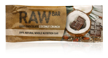 running and then blogging about it: Zoned Nutrition RAWBAR Giveaway