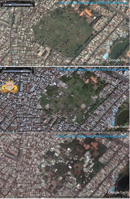 Công an củng cố hồ sơ vi phạm từ vụ vườn rau phường 6, Tân Bình