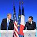 Feladta a leckét a világnak a francia elnök