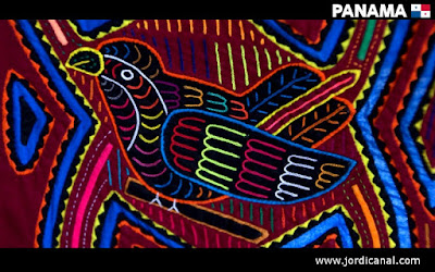 Mola Guna de Panama