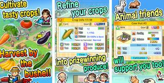 Pocket Harvest - Game Pertanian Dan Peternakan Android Terbaik