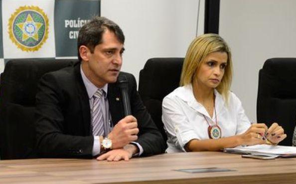 Polícia Civil do Rio de Janeiro afirma que garota foi vítima de estupro coletivo.