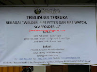 Puncak Jaya Petroleum Kerja Kosong