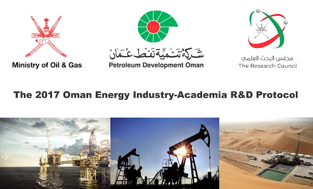 B&E | Oman's Oil Minister Leads Industry-Academia Initiative to Build Co-operation on Research & Innovation