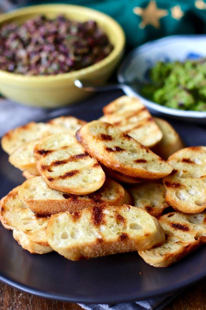 Grilled Crostini