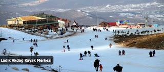 Ladik Akdağ Kayak Merkezi – Samsun