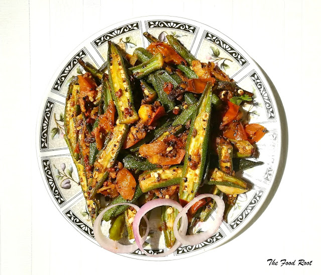 the best okra recipe