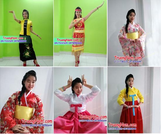 Cho thue va may ban trang phuc bieu dien gia re nhat