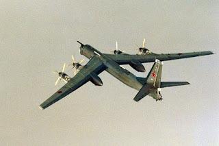 Dilaporkan Sepasang Pesawat Bomber Nuklir Rusia Dekati Jepang, Jet-jet NORAD Bereaksi - Commando