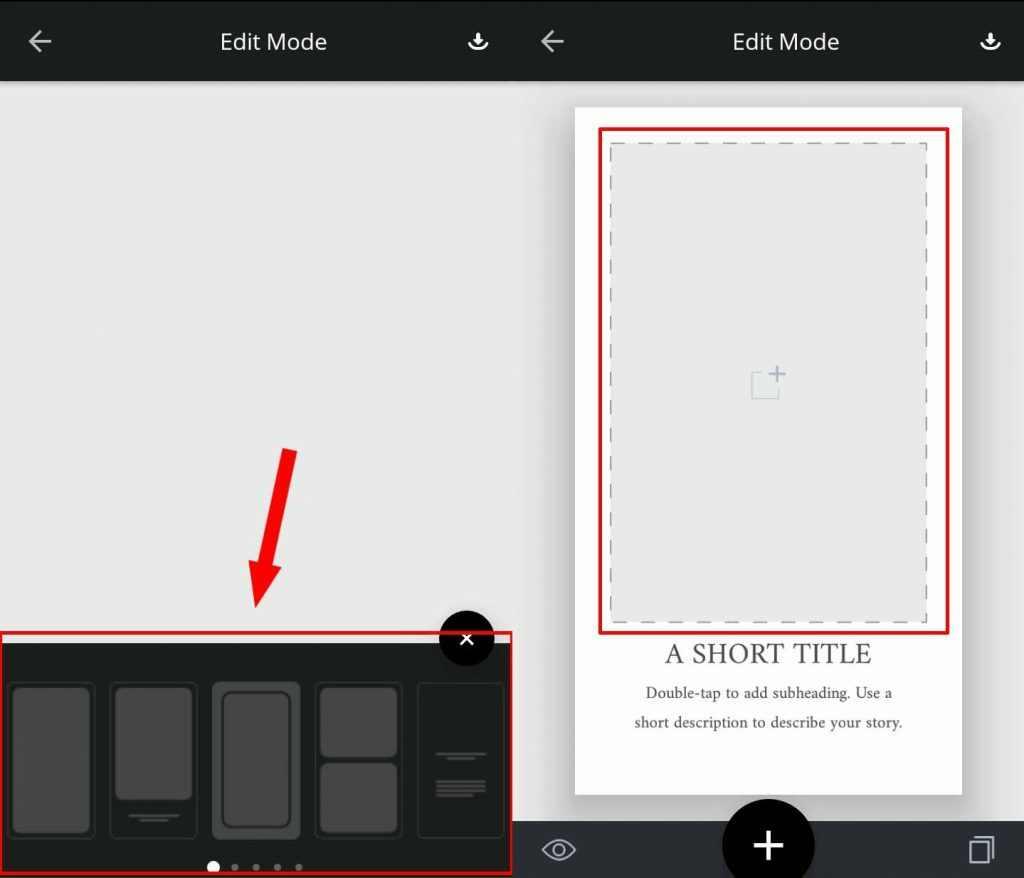 Cara Mudah Membuat InstaStory Minimalis Untuk Whatsapp dan Instagram 3