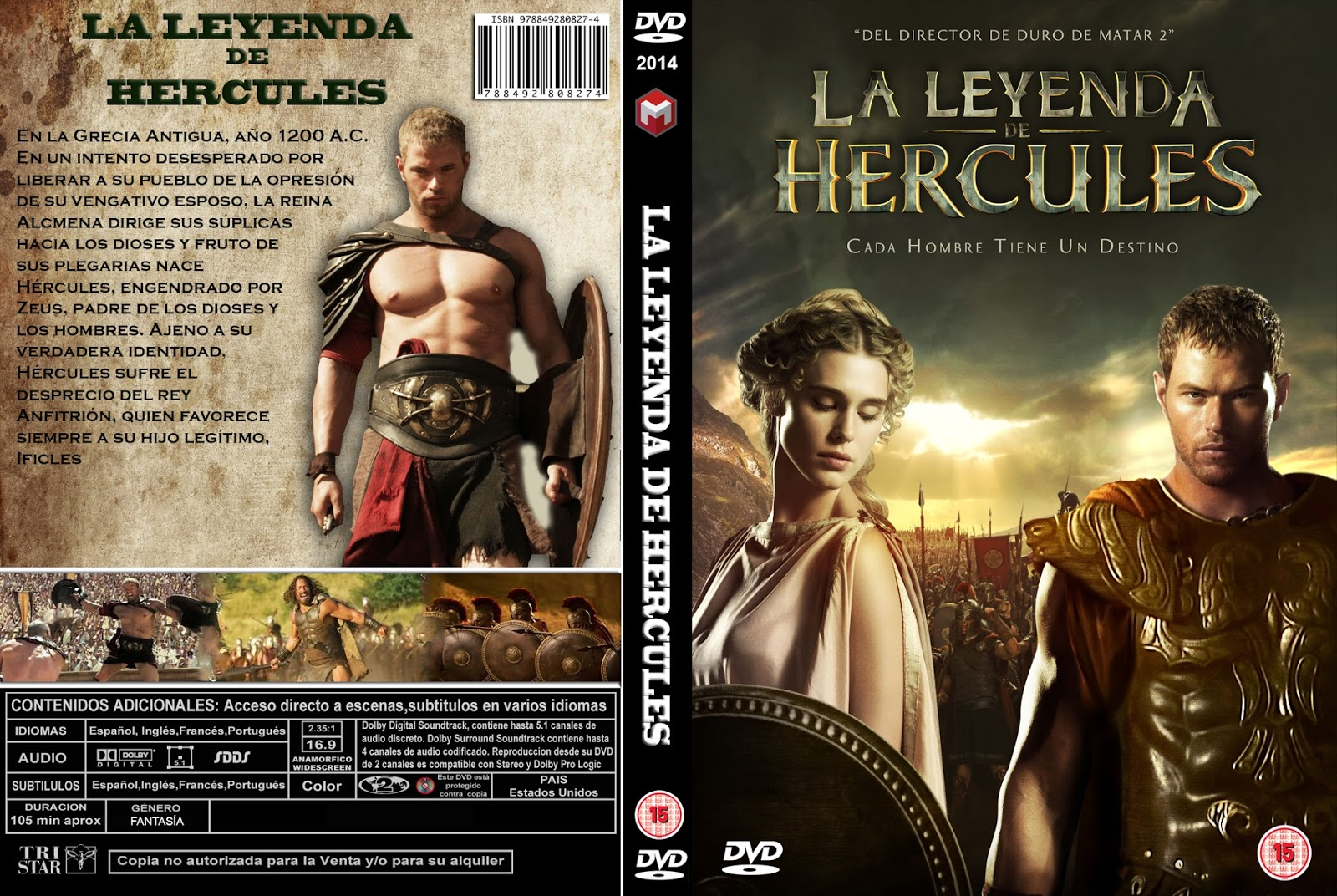Hercules Dvd Cover images