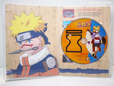 Review de Naruto DVD BOX 8 - SelectaVisión