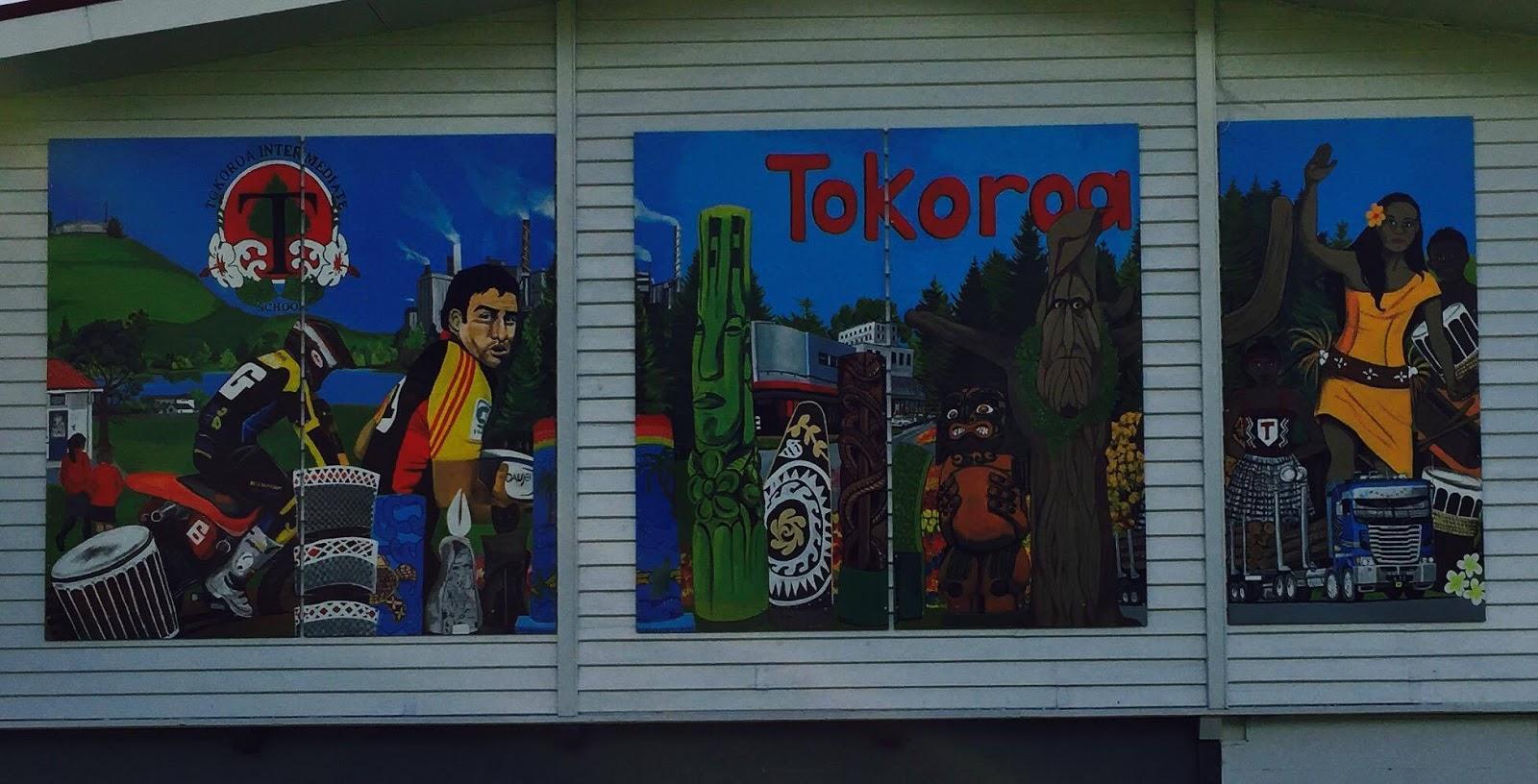 Room 10 Tokoroa Intermediate A New Look For The School