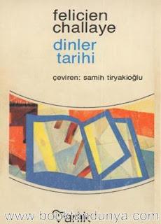 Felicien Challaye - Dinler Tarihi