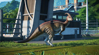 Jurassic World Evolution Game Screenshot 6