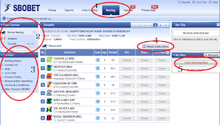 S78BET.net Panduan Judi Pacuan Kuda Online