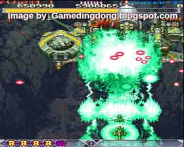 Dodonpachi - Game Dingdong