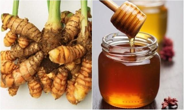 Cách làm trắng da tại nhà bằng nghệ ngâm mật ong