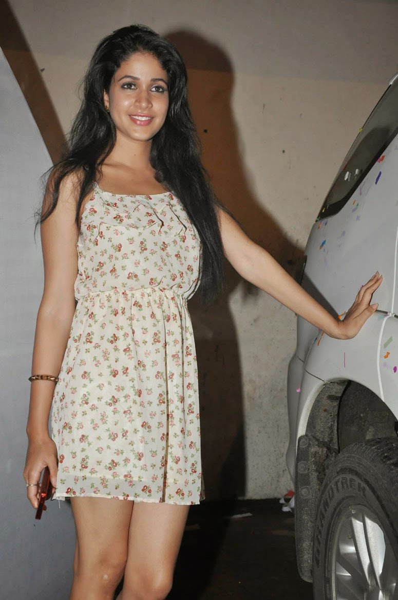 Lavanya Tripathi Hot Thighs Exposed  Lavanya Tripathi -9030