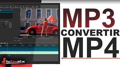 Convertir MP3 en Vídeo - Convierte Música en Vídeo