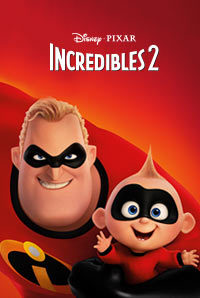 Nonton Film - Incredibles 2 (2018)