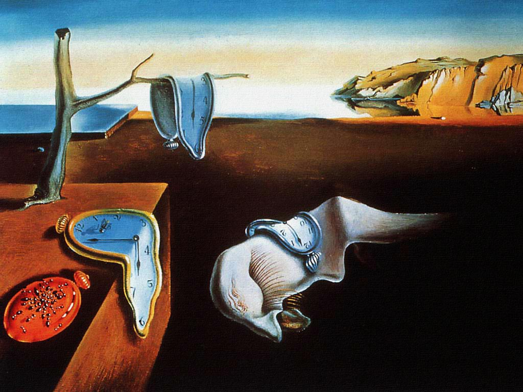 Salvador dali dream caused by