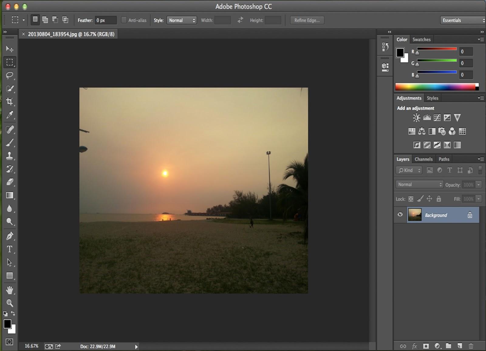 TRINKYAN: Adobe Photoshop CC 14 0