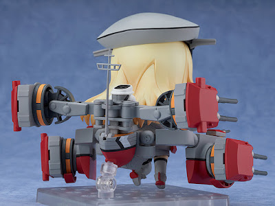 "Nendoroid Bismarck Kai de ""Kantai Collection ~Kan Colle ~"" - Good Smile Company"