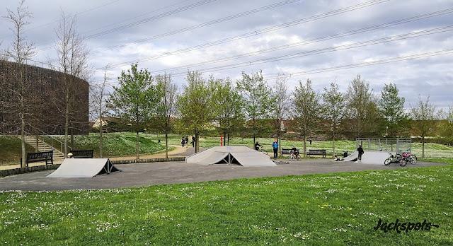 Skatepark Lardy