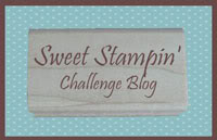 Sweet Stampin' Challenge
