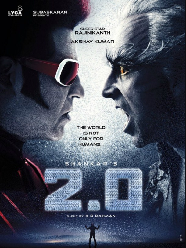 Robot 2.0 (2018) Hindi Movie HDTVRip | 720p | 480p